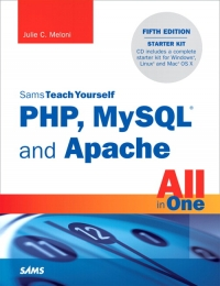 PHP and MySQL Web Development All in One