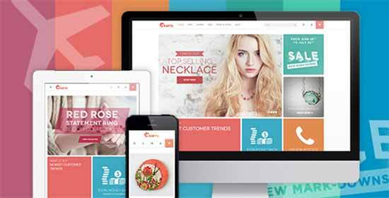 JM Crafts – Responsive theme for Crafts store