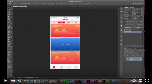 Design iOS 8 Apps from Scratch