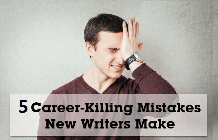 Five Mistakes Writers Make When Querying Publishers